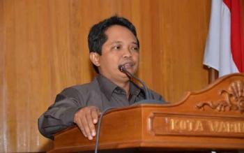 Ketua Komisi II DPRD Kotawaringin Timur, Abdul Kadir. BORNEONEWS/M. RIFQI