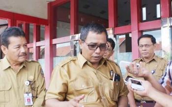 Wakil Gubernur Kalimantan Tengah, Habib H. Said Ismail, di Sampit, Senin (14/11/2016), saat diwawancarai wartawan usai mengikuti sarasehan pembauran kebangsaan. BORNEONEWS/RAFIUDIN
