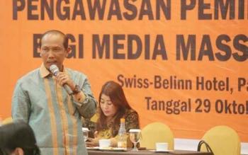 Kepala Badan Kepegawaian Daerah (BKD) Kabupaten Kobar Tengku Ali Syahbana