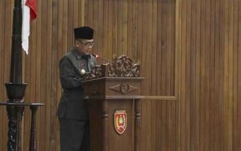 Plt Bupati Nurul edy