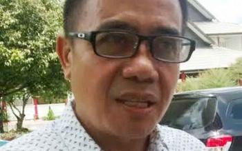 Sekretaris Komisi B DPRD Palangka Raya, Alfian Batnakanti. BORNEONEWS/TESTI PRISCILLA