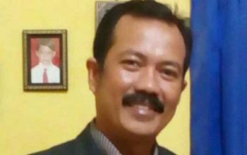 Ketua PHBK Kristen Kabupaten Katingan Sarman Molilo. ISTIMEWA