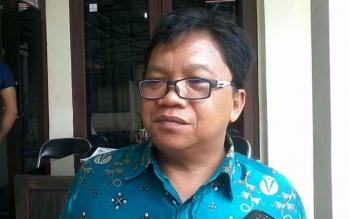 Sekretaris DPRD Katingan Dodi.BORNEONEWS/ABDUL GOFUR
