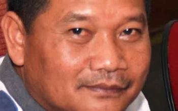 Anggota Komisi III DPRD Kotawaringin Timur, Sutik. BORNEONEWS/M. RIFQI