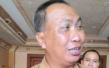 Wakil Wali Kota Palangka Raya, Mofit Saptono Subagio. BORNEONEWS/TESTI PRISCILLA