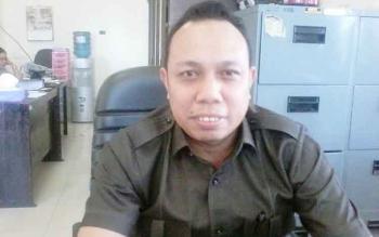 Wakil Ketua II DPRD Katingan, Alfujiansyah. BORNEONEWS/ABDUL GOFUR
