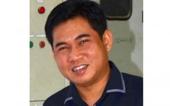 Ketua DPRD Kotim Jhon Krisl