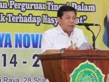 Ketua Umum DPP Golkar, Setya Novanto. BORNEONEWS/ROZIKIN