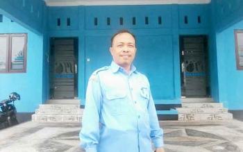 Direktur PDAM Katingan, Edy Rahmad Sosiawan. BORNEONEWS/ABDUL GOFUR