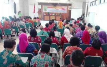 Pemerintah Kabupaten Barito Selatan (Barsel) menggelar sosialisasi UU Nomor 25/2009 tentang Pelayanan Publik, di aula setda setempat, Kamis (1/12/2016). BORNEONEWS/URIUTU DJAPER