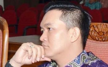 Anggota Komisi III DPRD Kotim Hero Harapanno Mandouw. BORENONEWS/RIFQI