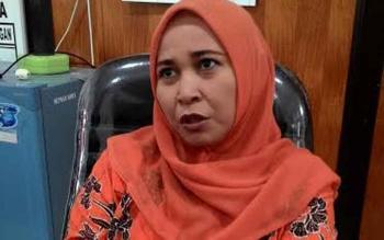 Anggota Komisi C DPRD Kota Palangka Raya, Mukarramah. BORNEONEWS/TESTI PRISCILLA