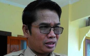 Inspektur Kota Palangka Raya Alman P Pakpahan. BORNEONEWS/TESTI PRISCILLA