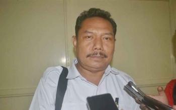 Kepala Dinas Pendidikan Katingan, Hartoni. BORNEONEWS/ABDUL GOFUR