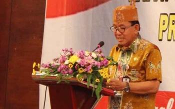 Kepala Dinas Pendapatan Daerah Kalimantan Tengah, Jaya Saputra