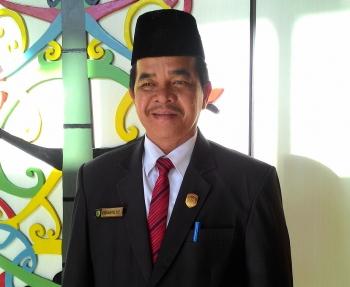 RIDUANTO, Ketua Komisi A DPRD Kota Palangka Raya