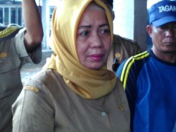 Kepala Dinas Pendidikan (Disdik) Kabupaten Pulang Pisau Aminah