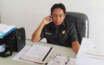 Anggota DPRD Gumas Herbert Y Asin.