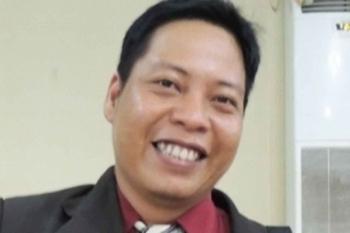 Ketua DPRD Barito Timur, Broelalano. BORNEONEWS/AMAR ISWANI
