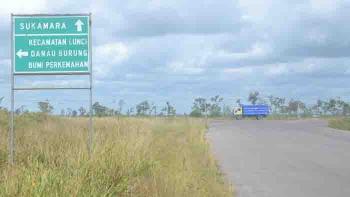 PLN Batal Manfaatkan Lahan Hibah dari Pemkab Sukamara