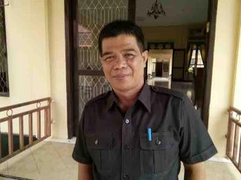 Ketua Fraksi Partai NasDem DPRD Lamandau, Muhammad Ramlan. BORNEONEWS/HENDI NURFALAH