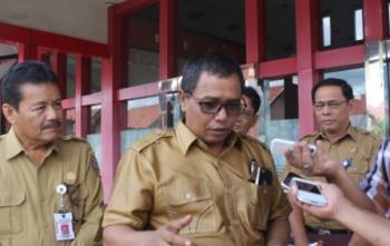 Wakil Gubernur Kalimantan Tengah (Kalteng) Habib Said Ismail. BORNEONEWS/M ROZIKIN