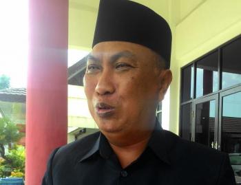 Mofit Saptono Subagio - Wakil Walikota Palangka Raya. BORNEONEWS/TESTY PRICILLA