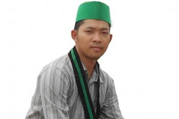 Sekretaris HMI Cabang Palangkaraya Kalteng, Maula Kawit.BORNEONEWS/ABDUL GOFUR