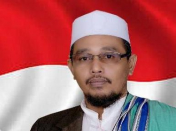 Habib Said Ismail : Wakil Gubernur Kalimantan Tengah. BORNEONEWS.DOK