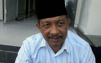 Ketua Komisi I DPRD/Ketua Fraksi Gandang Nyaru DPRD Katingan, Karyadi. (BORNEONEWS/ABDUL GOFUR)