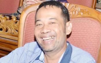 Ketua Komisi I DPRD Kotawaringin Timur, Handoyo J Wibowo. BORNEONEWS/M RIFQI