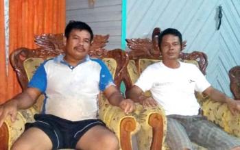 Limbah PT Bumi Barito Cemari Sungai Ampeng dan Garong