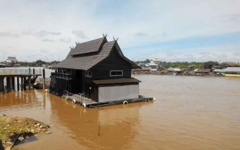 Waterfront City akan Tembus Jembatan Kahayan dan Rambang