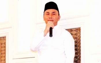 Gubernur Kalteng Sugianto Sabran. BORNEONEWS/M ROZIQIN