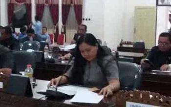 Hasil Reses Perorangan DPRD Bartim Disampaikan Disidang Paripurna
