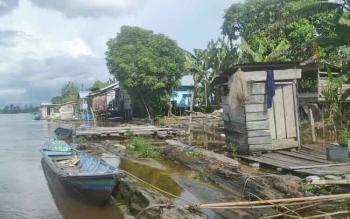Warga Katingan masih Buang Air Besar di Sungai