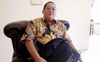 Kasi Pidsus Kejari Lamandau, Arief Mulya Sugiharto. BORNEONEWS/HENDI NURFALAH