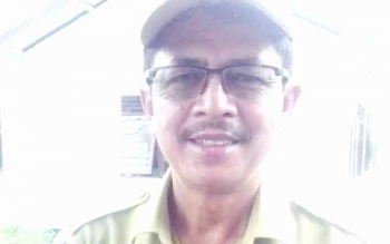 H Muhajirin, Wakil Bupati Kapuas sekaligus Kepala BNK Kapuas. BORNEONEWS/DJEMMY NAPOLEON