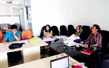 Cari Solusi Tata Ruang Wilayah ke Kementerian