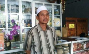 Ketua DPD Gerindra Kalteng, Iwan Kurniawan. BORNEONEWS/RONI SAHALA