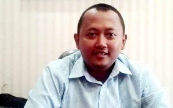 AKP.Wiwin Julianto SIK Kasat Reskrim Polres Kapuas. BORNEONEWS/DJEMMY NAPOLEON