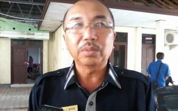 Ketua DPRD Katingan Ignatius Mantir L Nussa. BORNEONEWS