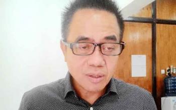 ALFIAN BATNAKANTI : Anggota DPRD Kota Palangka Raya. BORNEONEWS/TESTI PRISCILLA