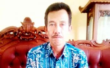 Anggota DPRD Lamandau, Mulyadi. BORNEONEWS/HENDI NURFALAH