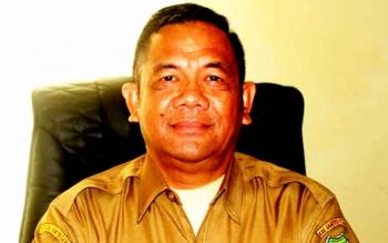 Kepala Dinas Pekerjaan Umum Kabupaten Barito Utara Ferry Kusmiadi. (BORNEONEWS/RAMADHANI_