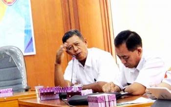 Kepala Seksi (Kasi) Budidaya Ternak, Dinas Pertanian dan Peternakan (Distanak) Kalteng Faturahman. BORNEONEWS/M ROZIQIN