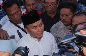 Gubernur Kalimantan Tengah, Sugianto Sabran. BORNEONEWS/M. MUCHLAS ROZIKIN