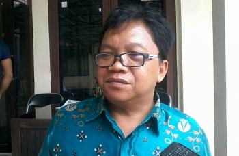 Sekretaris DPRD (Sekwan) Kabupaten Katingan, Dody. BORNEONEWS/ABDUL GOFUR