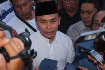 Gubernur Kalteng Sugianto Sabran. (BORNEO/ROZIQIN)