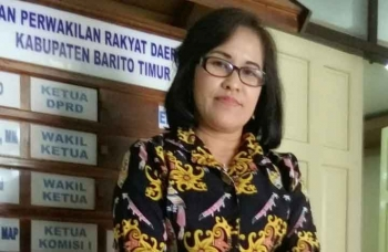 ADOLINA SENDOL : Anggota DPRD Barito Timur